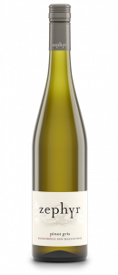 Zephyr Pinot Gris - Single Vineyard Wines of Marlborough, New Zealand