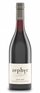 Zephyr Pinot Noir - Single Vineyard Wines of Marlborough, New Zealand