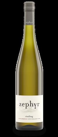 Zephyr Riesling - Single Vineyard Wines of Marlborough, New Zealand
