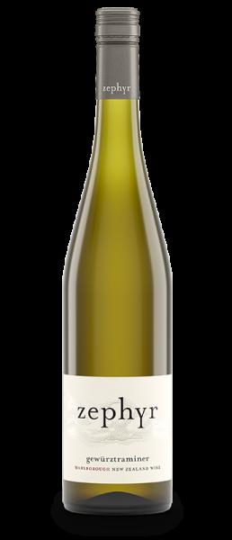 Zephyr Gewurztraminer - Single Vineyard Wines of Marlborough, New Zealand